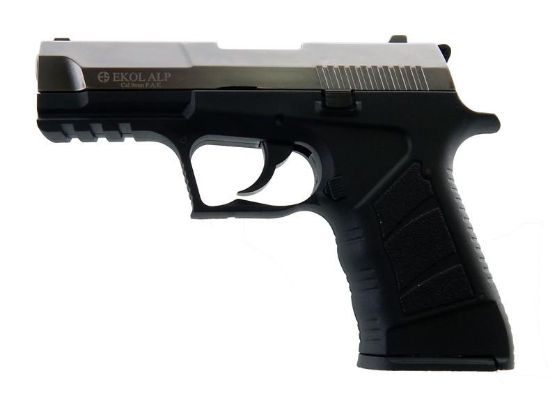 Стартовый пистолет Ekol ALP серый