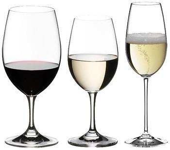 Набор бокалов для вина и шампанского Riedel Ouverture 12 шт 5408/92