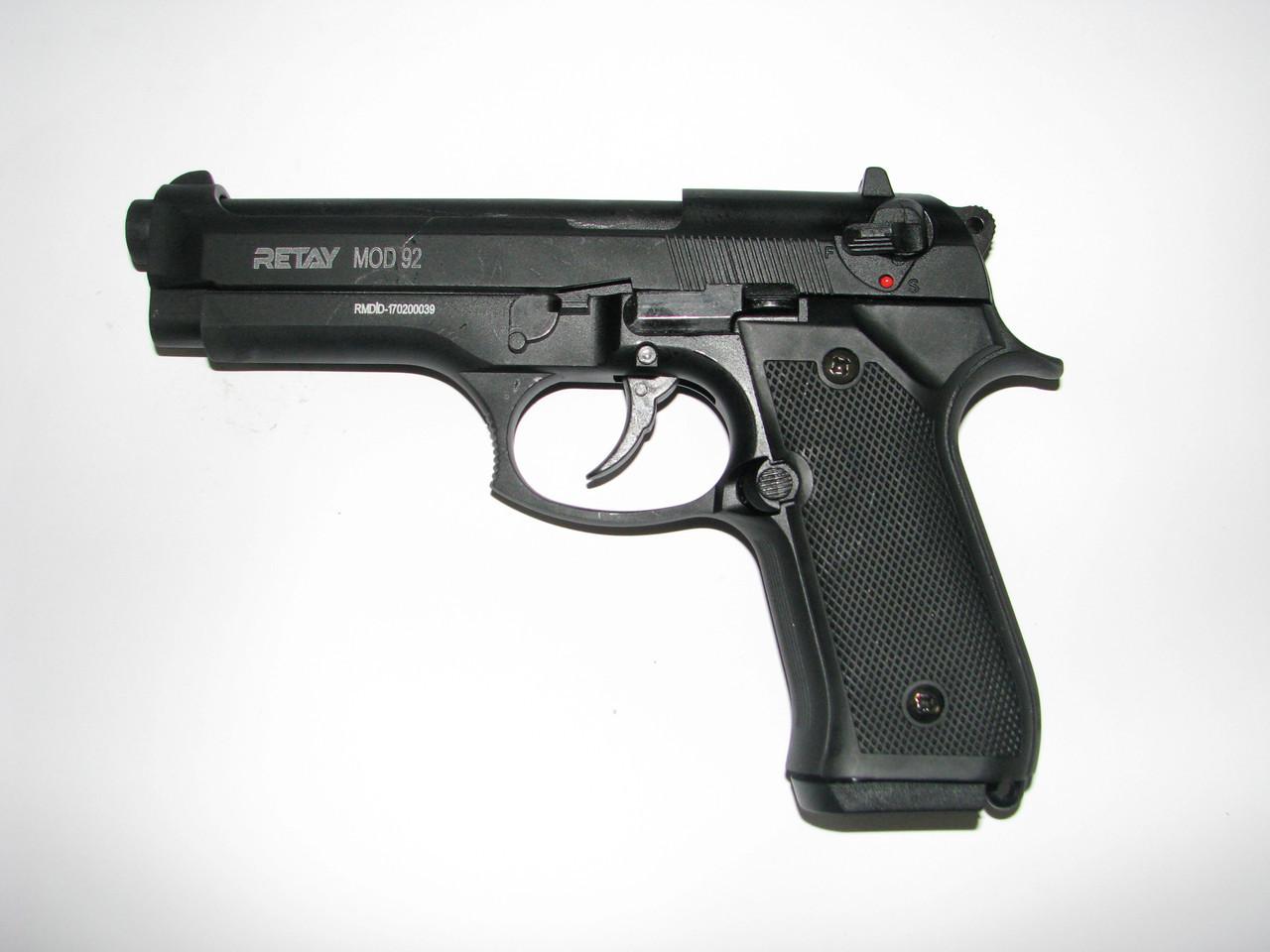 Стартовый пистолет Retay Mod 92