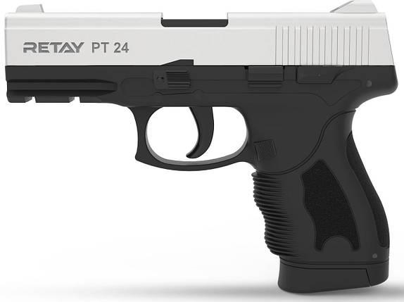 Стартовый пистолет Retay PT24 Chrome , фото 2