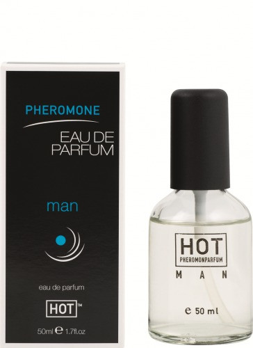 Духи для мужчин с феромонами Classic 50мл (H44005)