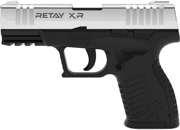 Стартовый пистолет Retay XR Nickel , фото 2