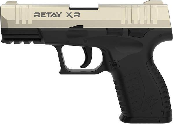 Стартовый пистолет Retay XR Satin, фото 2