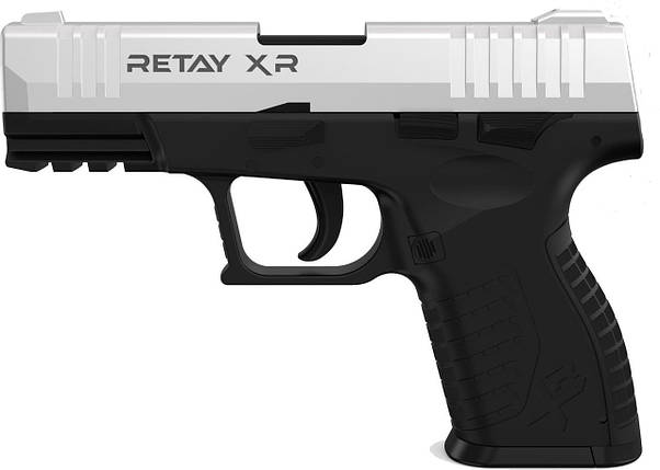 Стартовый пистолет Retay XR Chrome , фото 2