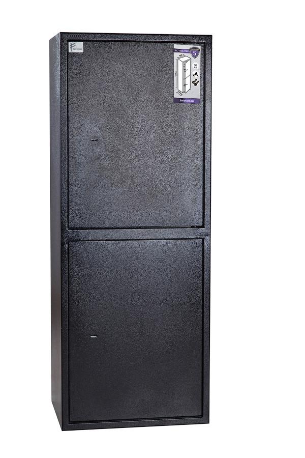 Офісний сейф ЄС-130К2.Т1.П2.9005