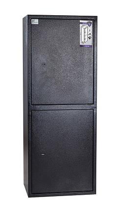 Офісний сейф ЄС-130К2.Т1.П2.9005, фото 2
