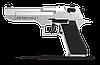 Стартовый пистолет Retay Eagle chrome