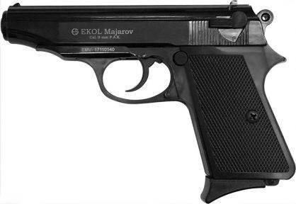 Стартовый пистолет Ekol Majarov черный, фото 2