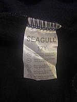 Трикотажный костюм-тройка с начесом для мальчика оптом, Seagull, 8-16 лет., арт. CSQ-67082, фото 6