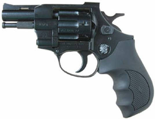 Револьвер под патрон Флобера Arminius HW4 2.5'' пластик, фото 2