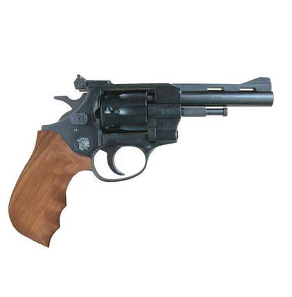 Револьвер под патрон Флобера Arminius HW4 4'' деревянной рукоятью, фото 2