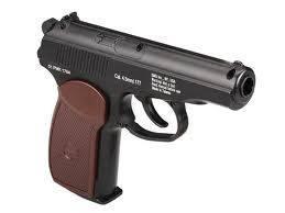 Пневматический пистолет Gletcher PM, фото 2