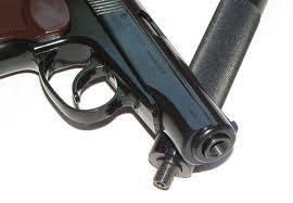 Пневматический пистолет Gletcher PM, фото 3