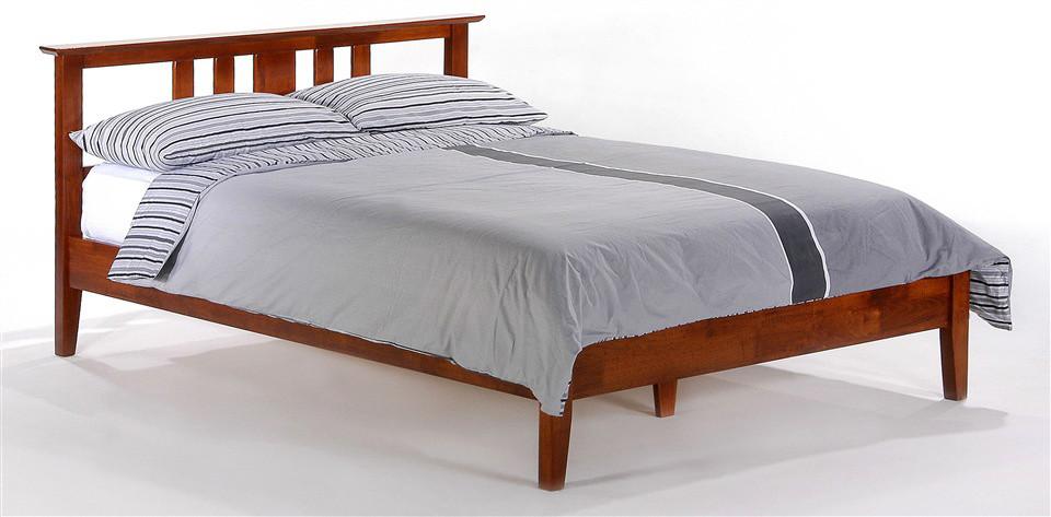 """Двухспальная кровать из дерева """"Глория"""""""