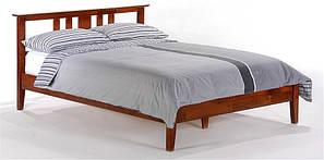 """Двухспальная кровать из дерева """"Глория"""" от производителя"""