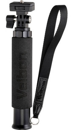 Монопод для GoPro и телефона VELBON ULTRA SELFIE Kit, фото 2