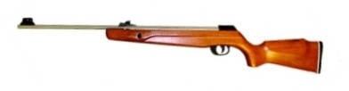 Пневматична гвинтівка Magtech 1000 wood chrome, фото 2