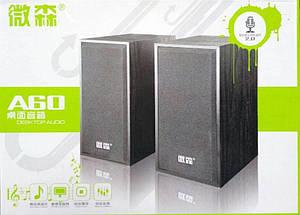 A60 Портативные USB-Колонки
