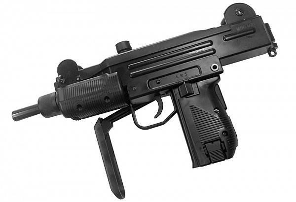 Пневматический пистолет Umarex IWI Mini Uzi, фото 2
