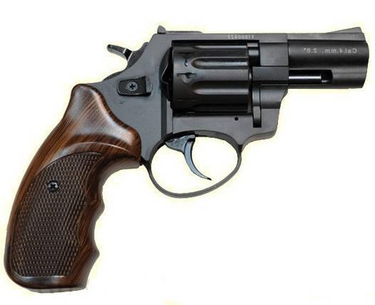 Револьвер под патрон Флобера Stalker 2,5 wood ST25W, фото 2