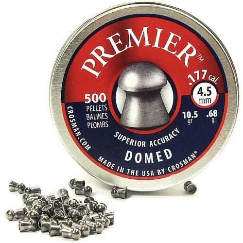 Кулі Crosman Premier Domed