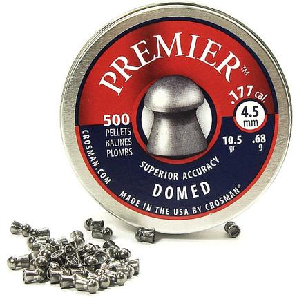 Кулі Crosman Premier Domed, фото 2