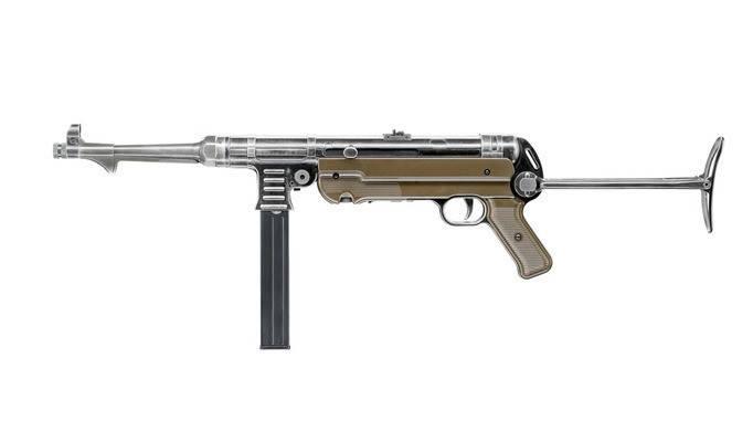 Пневматический пистолет  Umarex Legends MP German Legacy Edition, фото 2