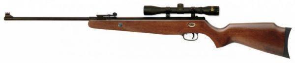 Пневматическая винтовка Beeman Teton Gas Ram 3-9х32 Sniper AR, фото 2