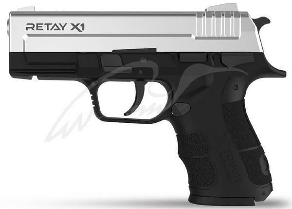 Сигнальный пистолет Retay X1 Chrome, фото 2