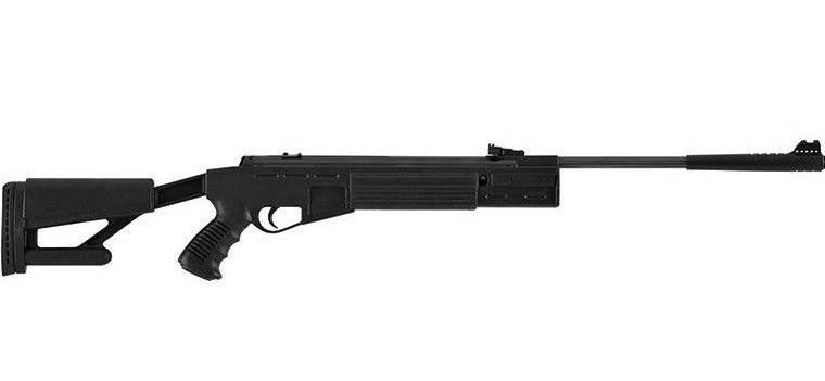 Пневматическая винтовка Hatsan Striker AR с усиленной газовой пружиной, фото 2