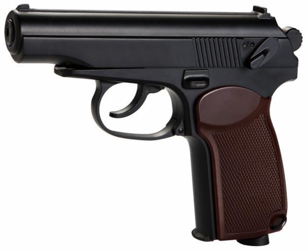 Пневматический пистолет Makarov KWC (KWC ПМ)