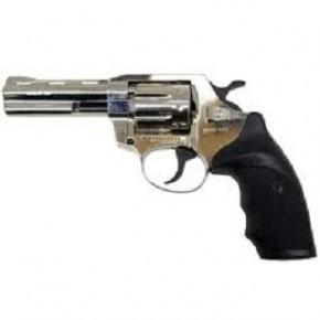 Револьвер під патрон Флобера ALFA model 441 (нікель, пластик)