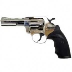 Револьвер под патрон Флобера ALFA model 441 (никель, пластик)