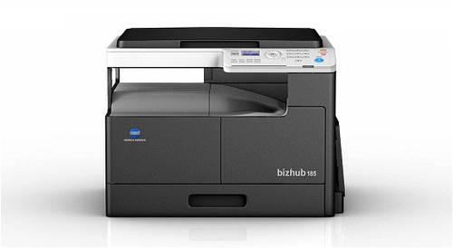 KONICA MINOLTA bizhub 185 (принтер/копир/сканер/крышка/бок. лоток)