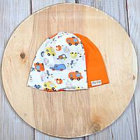 Наборы трикотажных шапочек для малышей