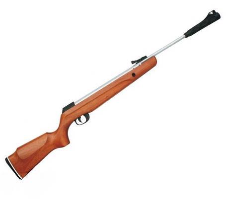 Пневматична гвинтівка Magtech N2 1000 wood chrome, фото 2