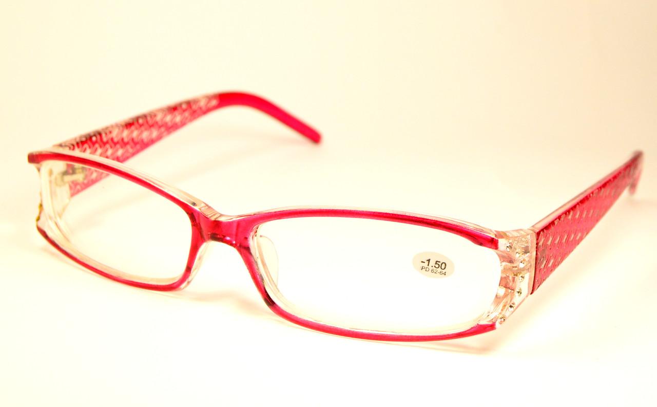 Очки женские для зрения  (009 кр)