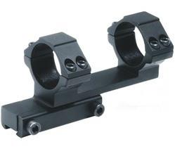 Крепление для установки оптического прицела со смещенным основанием консоли 30 мм