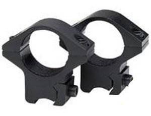 Кріплення для установки оптичного прицілу (низьке, вузьке,1 гвинт), фото 2
