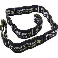 Эластичная лента PowerSystem MULTILEVEL Elastic Band