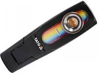 Светильник переносной для подбора цвета краски, светодиодный 5 Вт YATO