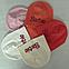 Шапка трикотажная+хомут Барби на девочку удлиненная 3-8 лет, разные цвета, фото 2