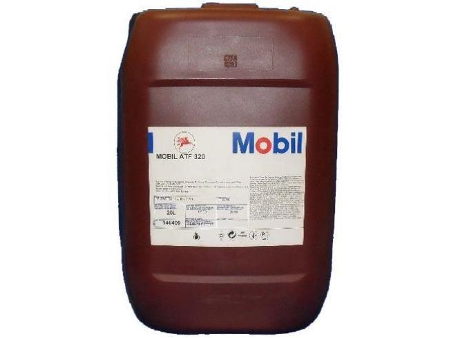 Трансмиссионное масло  Mobil ATF 320 20л