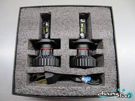 LED лампи в автомобіль. Найкраща альтернатива ксенону. LED фари ZES 2. Цоколь Н-11(H8, H9).