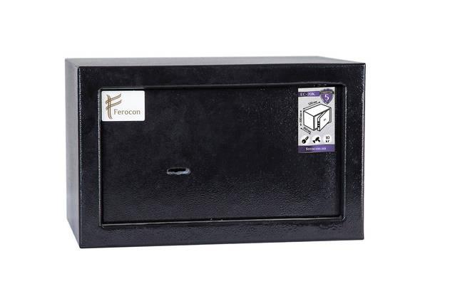 Мебельный сейф ЕС-20К.9005 , фото 2
