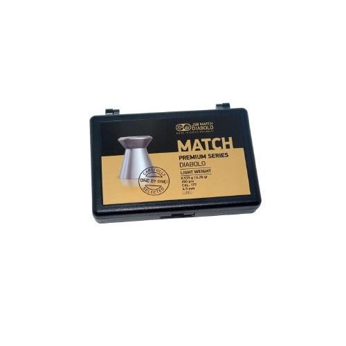 Пули для пневматического оружия JSB Match Premium MW 4,5 мм