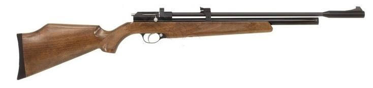 Пневматична гвинтівка SPA M22 PCP з насосом SPA і прицілом 3-9х40