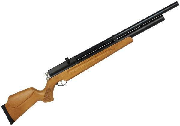 Пневматична гвинтівка SPA M22 PCP з насосом SPA і прицілом 3-9х40, фото 2