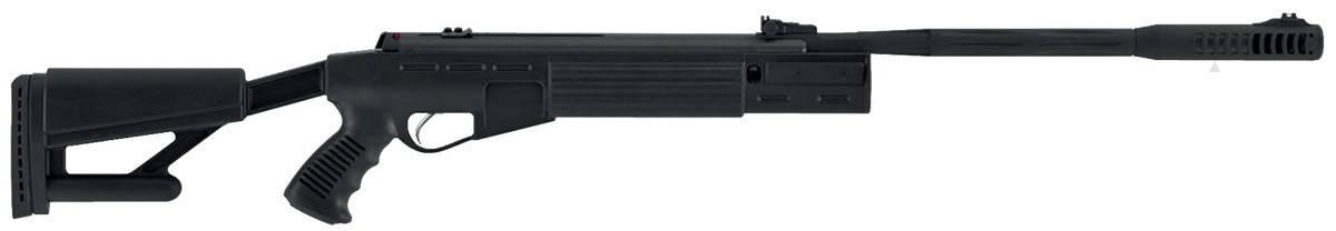 Пневматическая винтовка Hatsan AirTact с газовой пружиной, фото 2