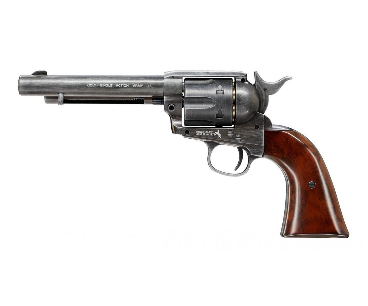 Пневматический пистолет Umarex COLT SINGLE ACTION ARMY 45, 5,8307
